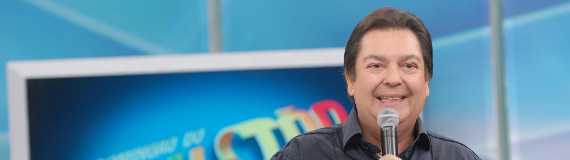13.fev.2013 - Fausto Silva irá desfilar pela Beija-Flor, que neste ano homenageia Boni