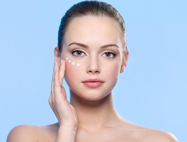 Peles sensíveis são avermelhadas, vascularizadas e com aspecto ressecado