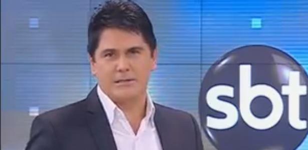 """César Filho defende a colega Rachel Sheherazade em edição do """"SBT Manhã"""""""