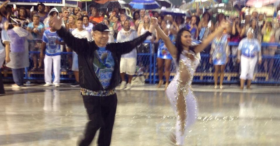 Ensaio de escola de samba