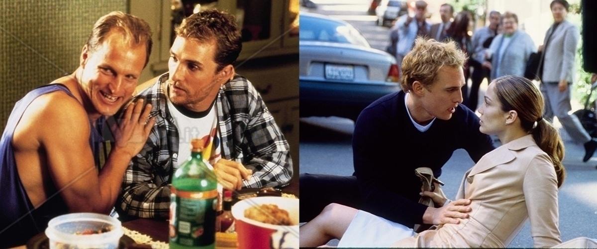 Matthew McConaughey em duas comédias