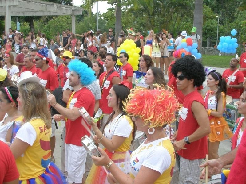 Paradão do Turbilhão Carioca em 2013
