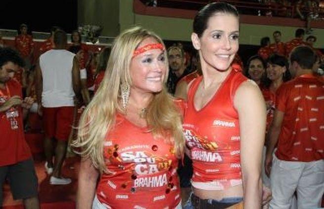 3.mar.2014 - Susana Vieira e Deborah Secco estão excluidas da lista de Agnaldo Silva