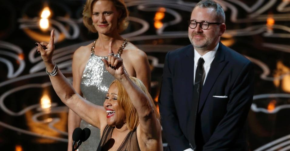"""""""A Um Passo do Estrelato"""" recebe Oscar de Melhor Documentário"""