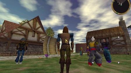 Lançado originalmente pela Microsoft, MMORPG foi um dos pioneiros de seu gênero