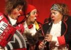 Crian�as misturam m�sica eletr�nica e marchinhas em oficina de Carnaval