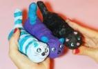 Aprenda a fazer um gatinho usando materiais recicl�veis