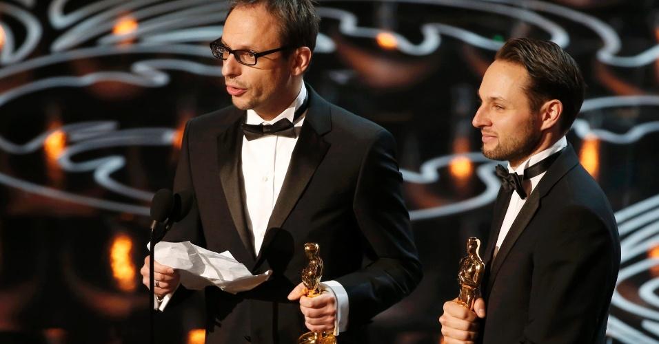 Mr. Hublot Melhor curta de animação no Oscar 2014