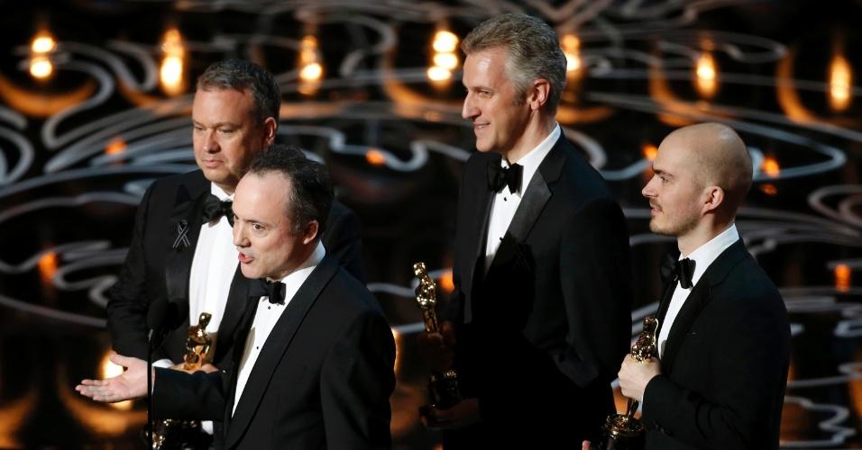 """Oscar 2014 de Efeitos Visuais vai para """"Gravidade"""""""