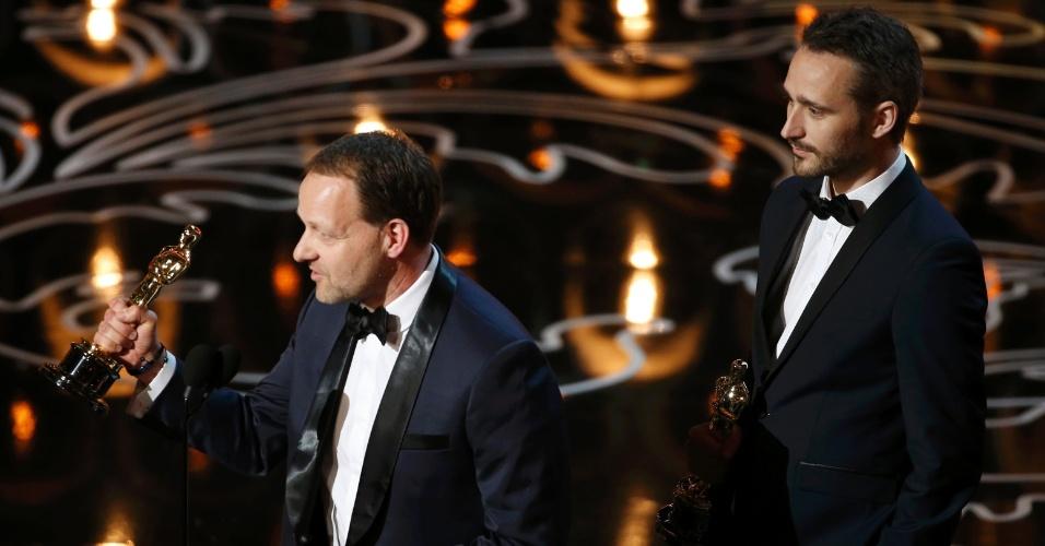 """Oscar de Melhor Curta """"Helium"""""""