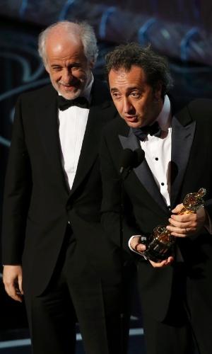 """Oscar de Melhor Filme Estrangeiro por """"A Grande Beleza"""""""