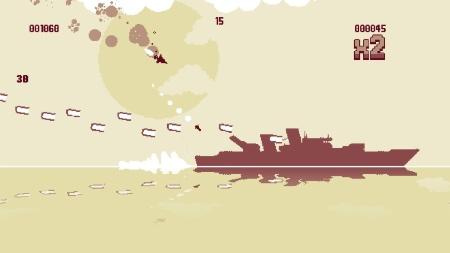 """""""Luftrausers"""" é jogo de combate de aviões"""
