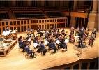 Orquestra toca de Beethoven a Beatles em espet�culos infantis na Sala SP