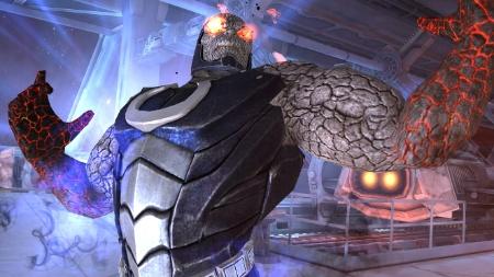 A princípio, Darkseid será personagem exclusivo das versões mobile do jogo