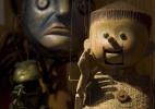 Bonecos da companhia Giramundo contam hist�rias cl�ssicas