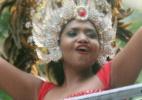 Bonecos gigantes colorem o Carnaval pelo mundo - Ina Fassbender/Reuters