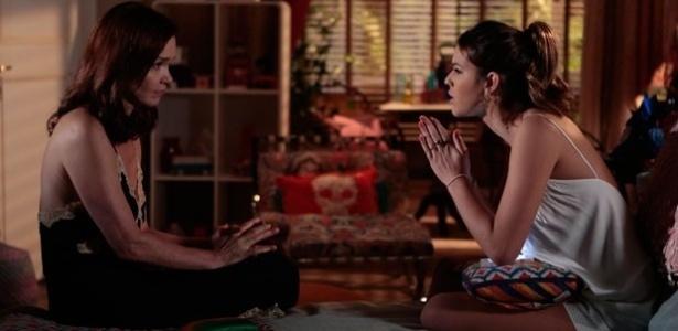 """Em Família"", Helena aconselhará Luiza sobre Shirley"
