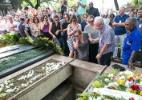 Corpo de Paulo Goulart é enterrado ao som de