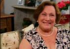 """Nicette Bruno diz que Paulo Goulart """"foi o grande presente de sua vida"""" - Reprodução/TV Globo"""