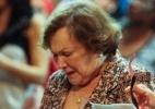 """""""Nos sentimos abraçados por todo o Brasil"""", diz Beth Goulart em missa - Manuela Scarpa e Marcos Ribas/Photo Rio News"""