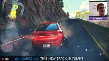"""Jogo de corrida """"Asphalt 8"""" será o primeiro game mobile com streaming pelo Twitch"""