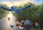 Em 'Rio 2', ararinha Blu deixa a paisagem carioca e viaja � Amaz�nia