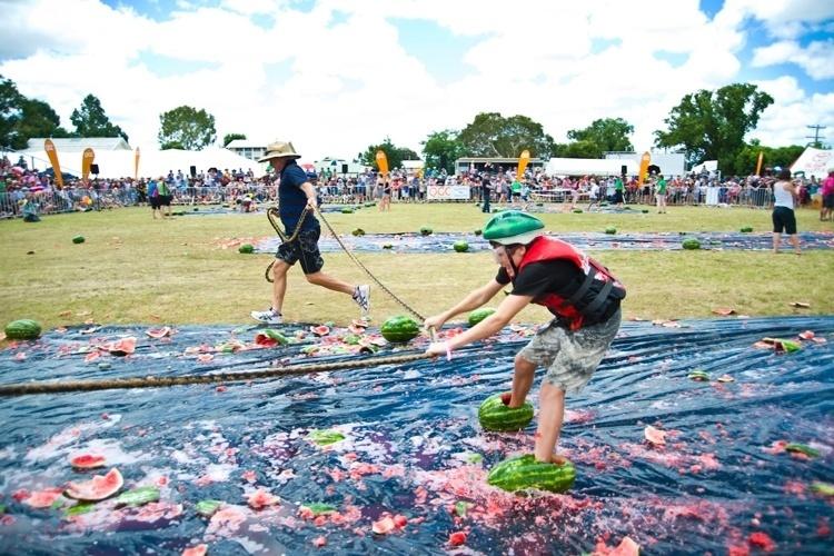 Chinchilla Australia  City pictures : festival da melancia de chinchilla australia 1395692221009 750x500