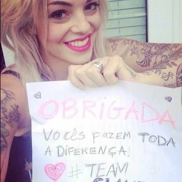 Mayra Dias Gomes, que era responsável pelo Twitter oficial de Clara, anunciou que deixará a rede social por conta de problemas pessoais