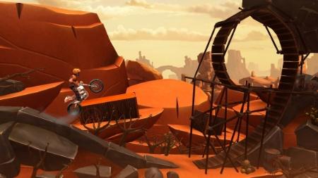 """""""Trials Frontier"""" marca a estréia da popular franquia da Ubisoft nas plataformas mobile"""