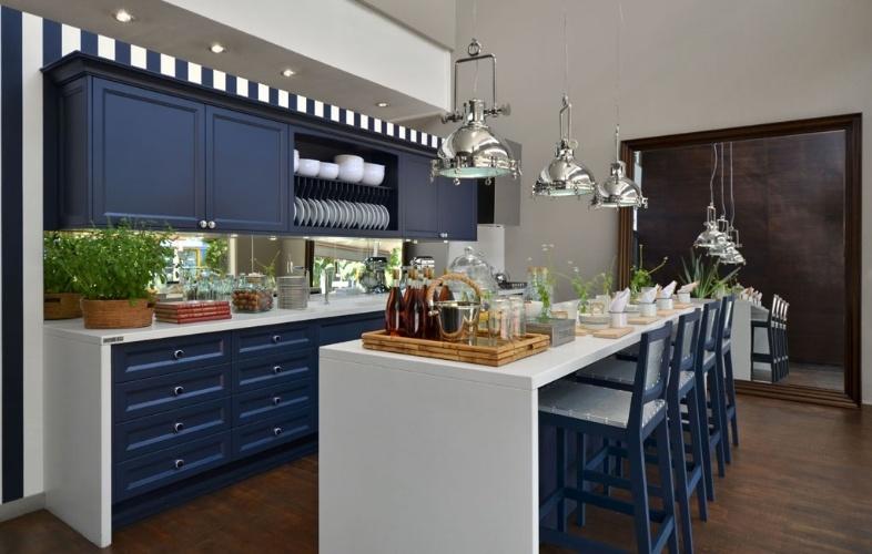 decoracao cozinha francesa