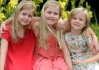 Pr�ncipes e princesinhas de verdade: conhe�a crian�as das fam�lias reais