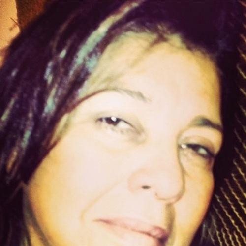 Roberta Miranda e mais um selfie para os fãs
