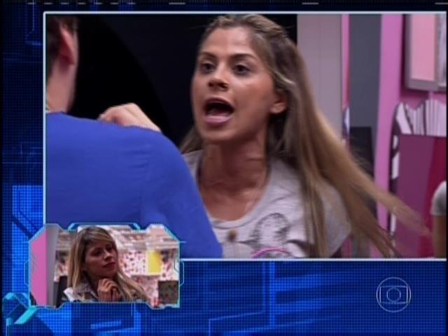 31.mar.2014 - Vanessa pede para rever briga que teve com Cássio