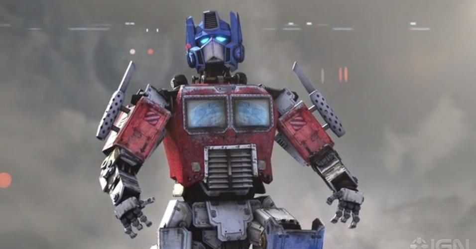 Para delírio dos fãs de robôs (e tristeza logo em seguida), o site IGN publicou um trailer falso mostrando Optimus Prime como personagem extra para