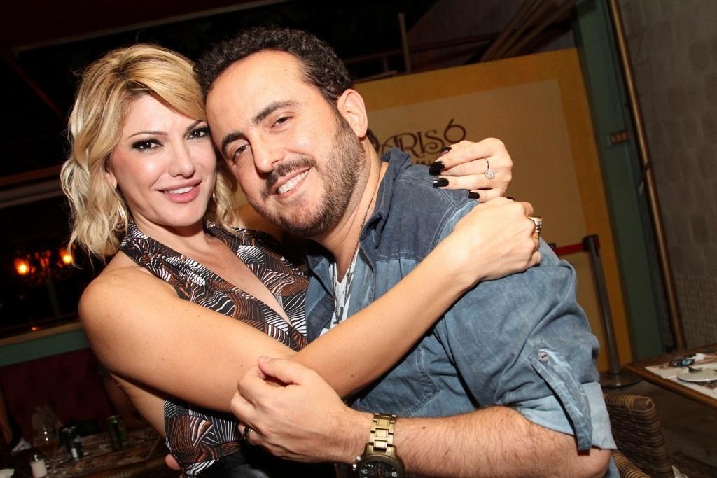 1.abr.2014 - Isaac Azar no lançamento do programa
