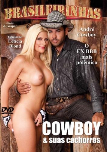 Andr Cowboy E Bbb Em Suas Cachorras Reprodu O Mais