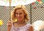 Carolina Dieckmann diz que Iolanda é sua primeira personagem madura - Reprodução/Joia Rara/Carol Carminha/Gshow