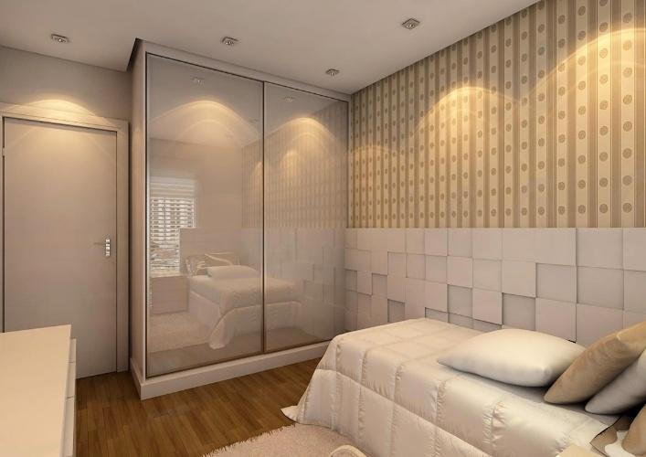 de interiores Sumaya Bichir, desenvolveu um mesmo layout para