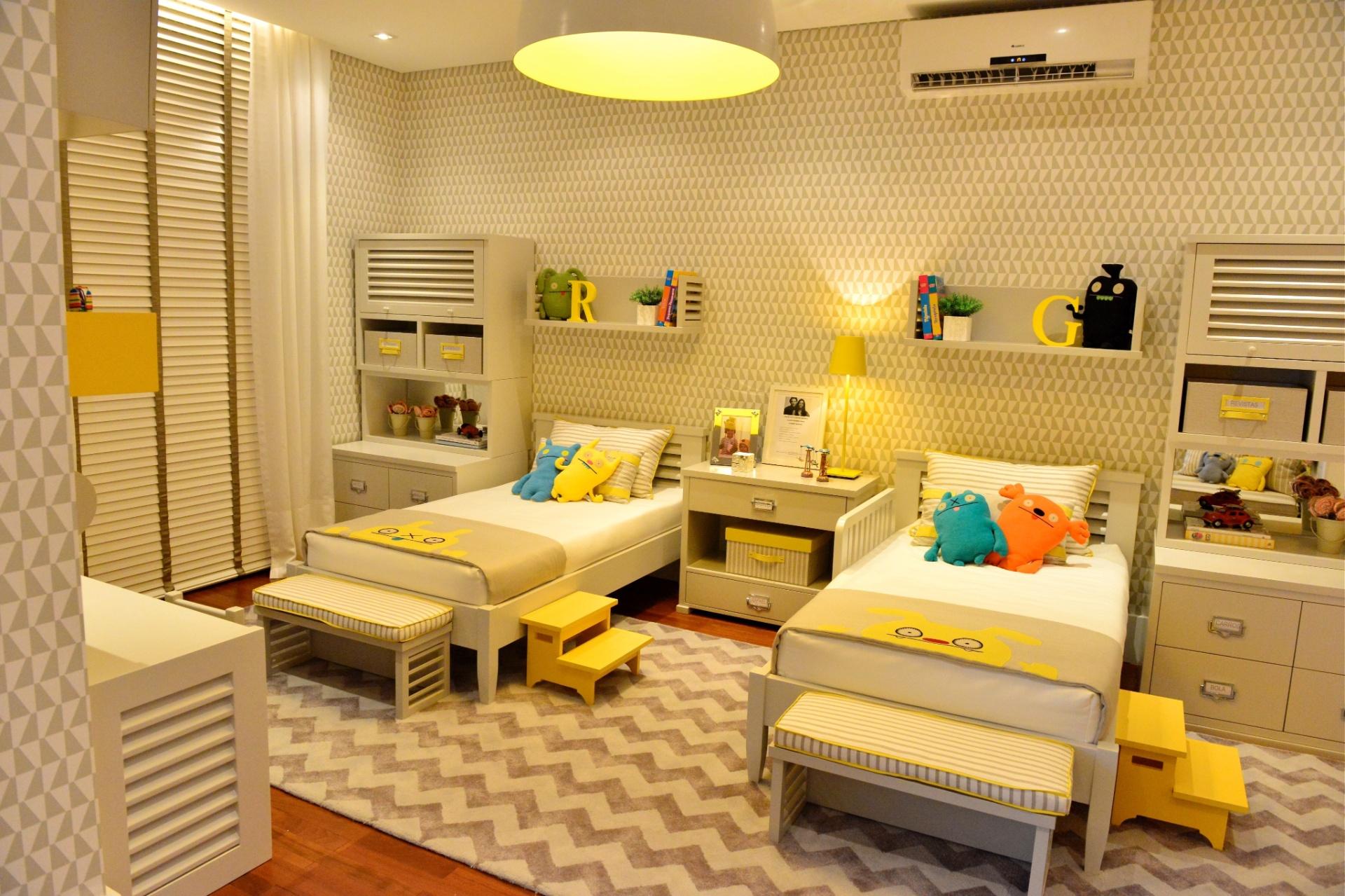 Confira sugestões para decorar o quarto de bebês e crianças BOL  #BD970E 1920x1279