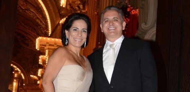 Juntos há 25 anos, Gloria Pires e Orlando Morais vivem a maior parte do tempo em casas diferentes