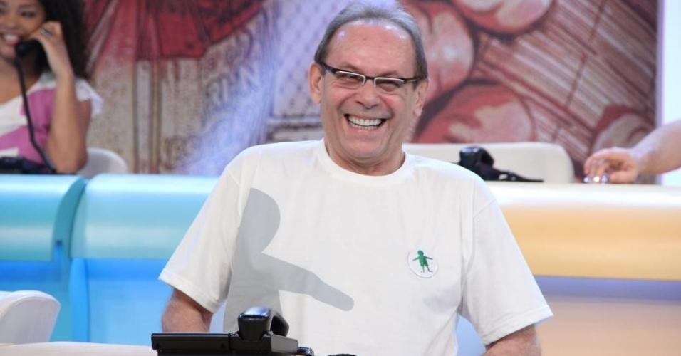 2013 - José Wilker participa do