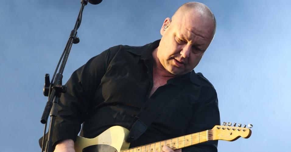 6.abr.2014 - Pixies se apresenta no segundo dia do Lollapalooza 2014 no Autódromo de Interlagos, em São Paulo