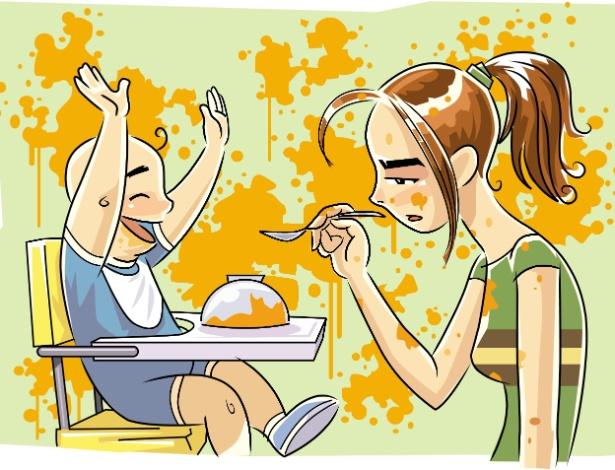 Os pais devem delegar a babás funções mais operacionais e reservar mais tempo de convívio com a criança