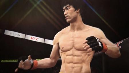 O lendário Bruce Lee será bônus de pré-venda do novo game de luta da EA