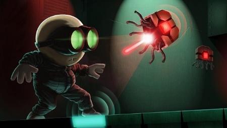 """""""Stealth Inc"""" é um jogo de ação furtiva com elementos de quebra-cabeça"""