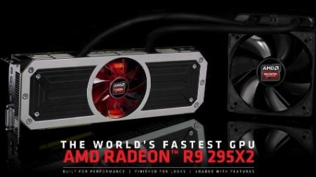 "Segundo a AMD, a Radeon R9 295X2 é a placa de vídeo ""mais rápida do mundo"""