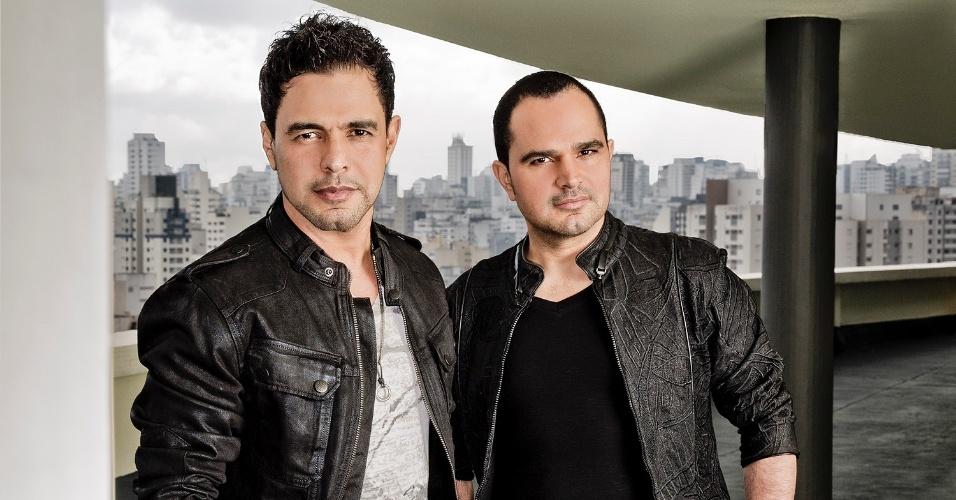 Zezé Di Camargo & Luciano se apresenta em Brasília nesta quinta (10)