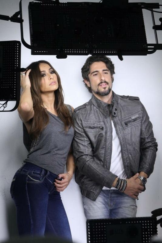 Sabrina Sato e Marcos Mion estrelam a nova campanha da Sawary