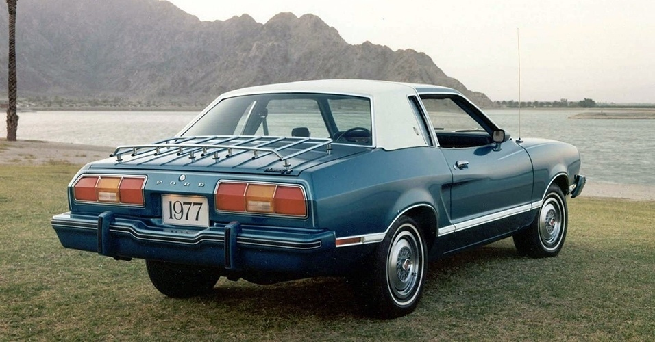 Ford Mustang Mark 2 (1974-1978)