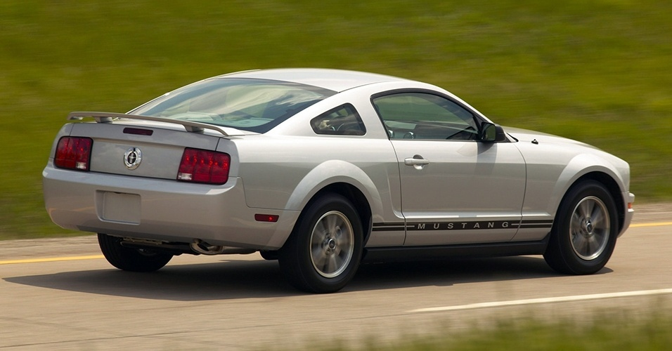 Ford Mustang Mark 5 (2005-2013)
